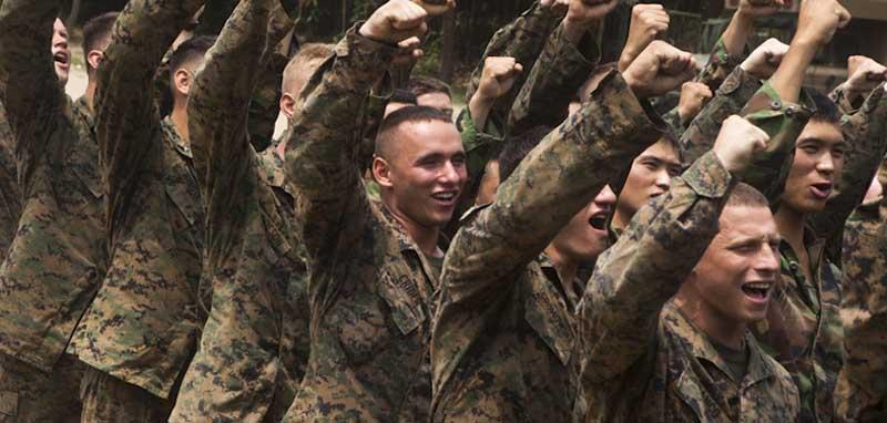 Frases De Amor Militar: Las Mejores Frases Motivadoras Para Militares