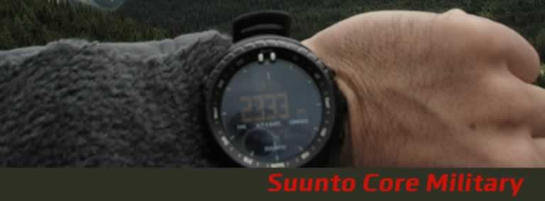 Comprar Reloj Suunto Core Military